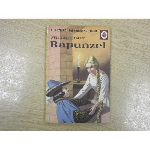 Rapunzel (Easy Reading Books)