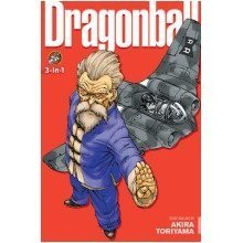 Dragon Ball (3-in-1 Edition), Vol. 2: Vols. 4, 5 & 6