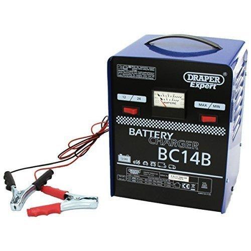 230v Battery Charger - Draper Expert 12a 12v24v 05597 -  draper expert 12a battery charger 12v24v 05597