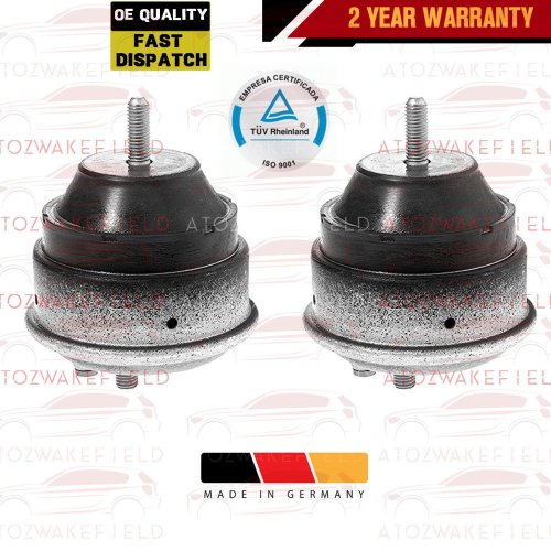 FOR BMW 3 SERIES E46 330d HYDRO ENGINE MOUNT MOUNTING LEFT RIGHT MADE IN GERMANY