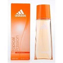 Adidas Tropical Passion By Adidas For Women, Eau De Toilette Spray, 1.7Ounce Bottle