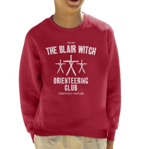 Blair Witch Orienteering Club Kid's Sweatshirt