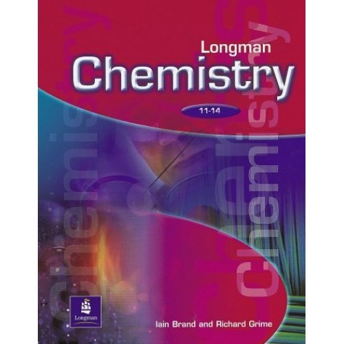 Science 11-14: Chemistry (LONGMAN SCIENCE 11 TO 14)
