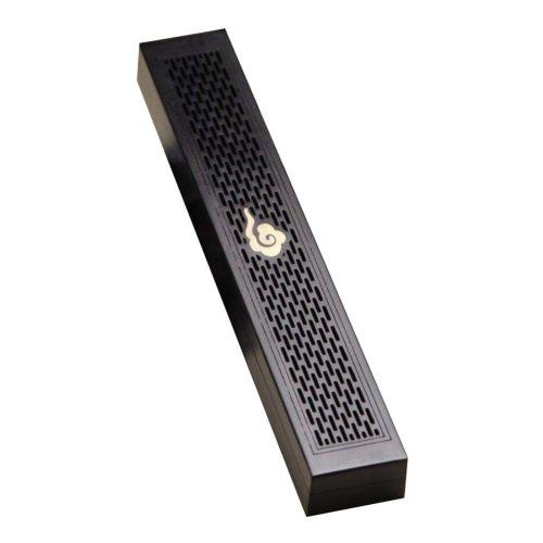 Wooden Incense Burner Rosewood Incense Stick Holder Box, 01