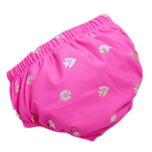 Baby Toddler Reusable Swim Diaper Adjustable Absorbent Fits Diapers, A06