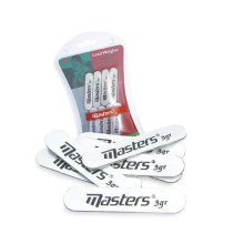 Masters Golf Club Lead Adjustable Weights Strips x 8