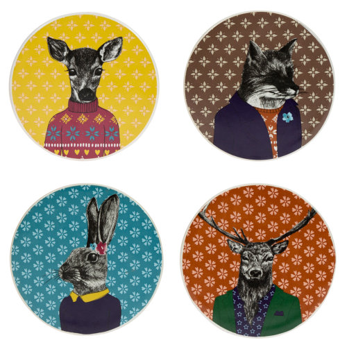 English Tableware Co. After Dark Coasters