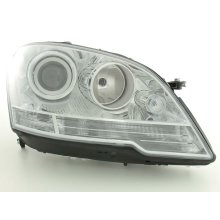 Spare parts headlight right Mercedes-Benz ML-Classe (164) Year 08-11