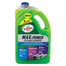 Turtle Wax Max Power Car Wash Shampoo Cleaning 3 Litre