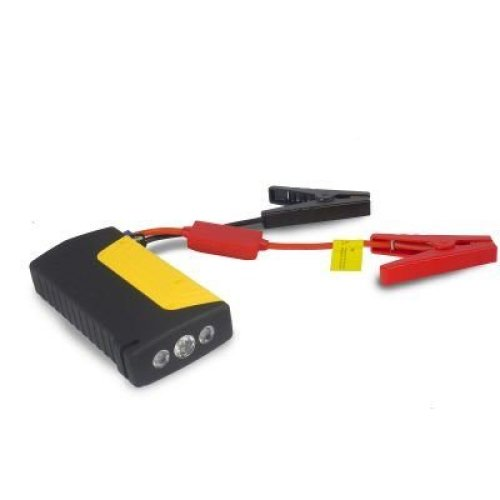Car/Motorbike Jump Starter 9000mAh & Portable Mobile Phone Powerbank + Emergency LED Torch/Tool Kit