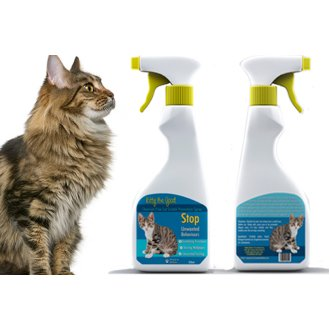 Kitty Be Good Cat Anti Scratch Spray Furniture Wallpaper Carpets