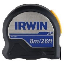 Irwin XP Pocket Tape 8m/26ft | Lockable Tape Measure