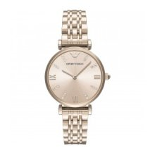 EMPORIO ARMANI WATCH ONLY TIME WOMAN AR11059