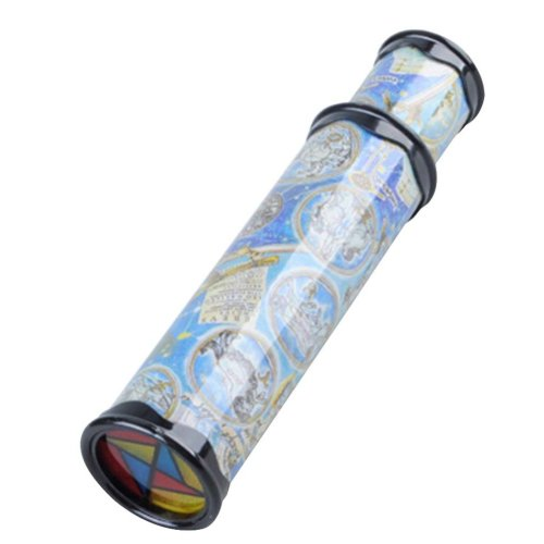 Magical kaleidoscope Classic Educational Toys Kids Perfect Gift [C]