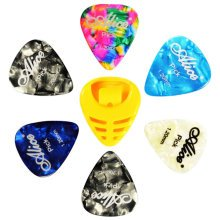 6 PCS Fingers Music Play Guitar Picks Acoustic Guitar Thickness -1.20 MM