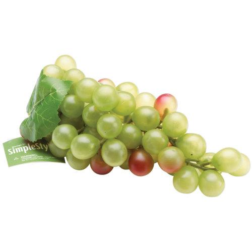 Design It Simple Decorative Fruit 1/Pkg-Large Green Grapes