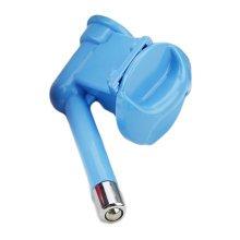 Dog Cat Pet Water Dispenser/ Feeder Supplies/Blue Drinking Fountains
