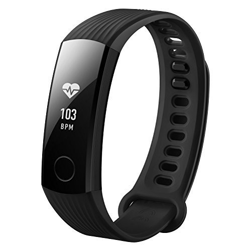 (Black) Huawei Honor Band 3  Activity Tracker Fitness