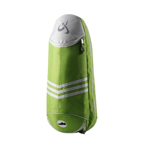 Women's Men's Badminton Equipment Bag Badminton Racket Bag GREEN