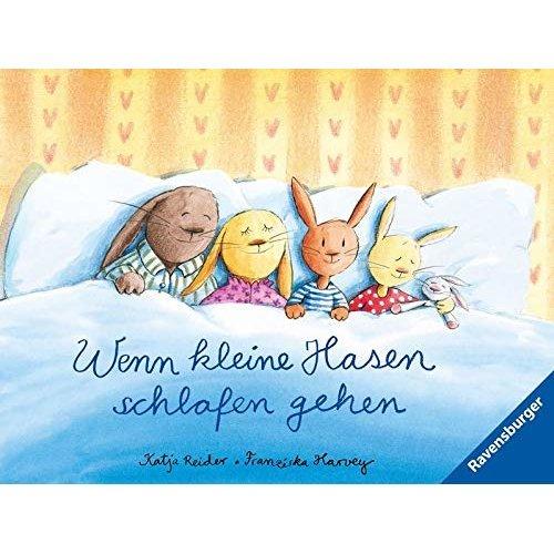Wenn kleine Hasen schlafen gehen: Ab 18 Monate