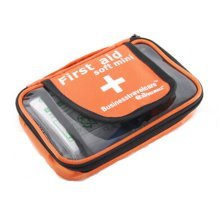 Unique Portable First Aid Kit Medical Box for Camping, Hiking-Orange