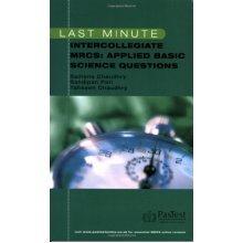 Last Minute Intercollegiate MRCS: Applied Basic Science Questions