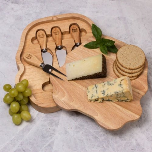 Original Stormtrooper Cheese Board and Knife Set