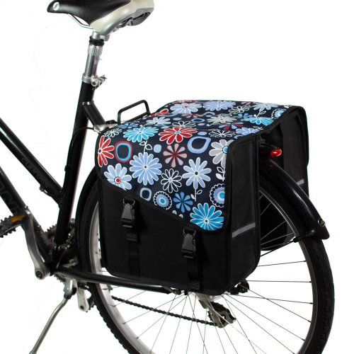 BikyBag® Classic S - Bicycle Double Panniers