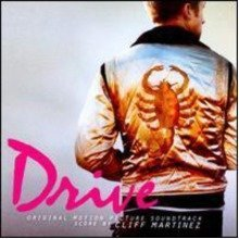 Cliff Martinez - Drive - Original Motion Picture Soundtrack [CD]
