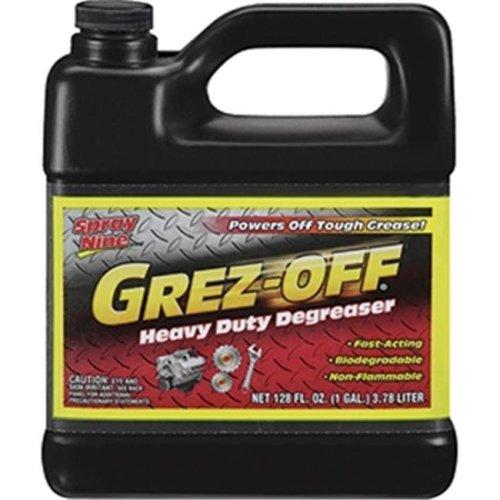 Spray Nine 22701 1 Gallon Grez-Off Degreaser