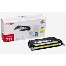 Canon 1657b002 Cartridge 6000pages Yellow Laser Toner & Cartridge