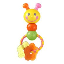 Baby Early Childhood Toys Baby Hand Bell Safety Education Gift (DouDou)