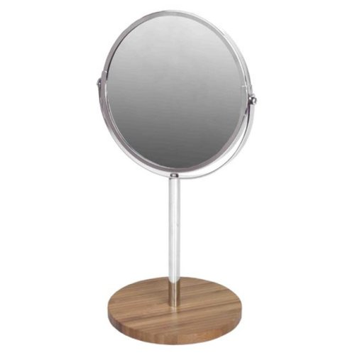 Home Basics CM41175 Cosmetic Mirror with Bamboo