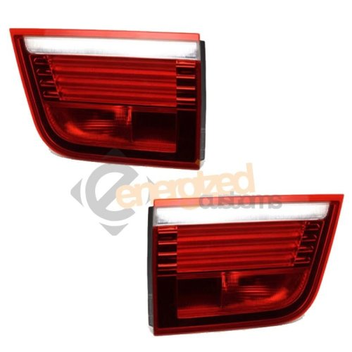 Bmw X5 E70 2006-2010 Led Rear Tail Lights 1 Pair O/s & N/s