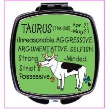 Taurus Compact Mirror
