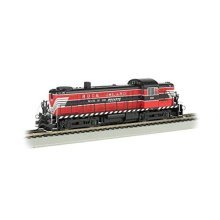Bachmann ALCO RS-3 Rock Island #493 DCC Equipped Diesel Locomotive (HO Scale)
