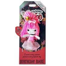 Birthday Babe Voodoo Doll