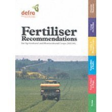 Fertiliser Recommendations: For Agricultural and Horticultural Crops (Reference Books)