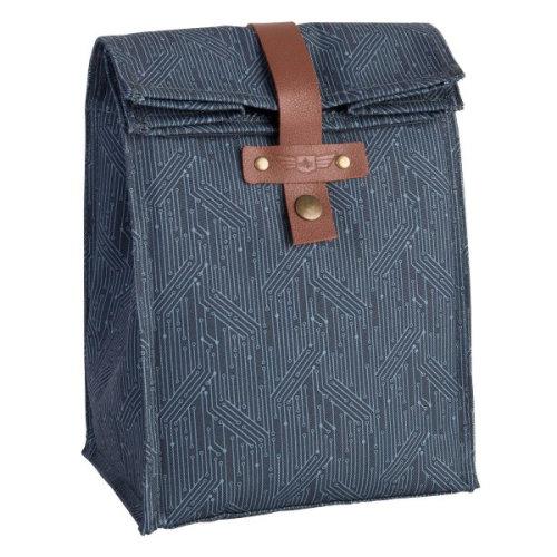 Beau & Elliot Circuit Design Mens Insulated Lunch Bag