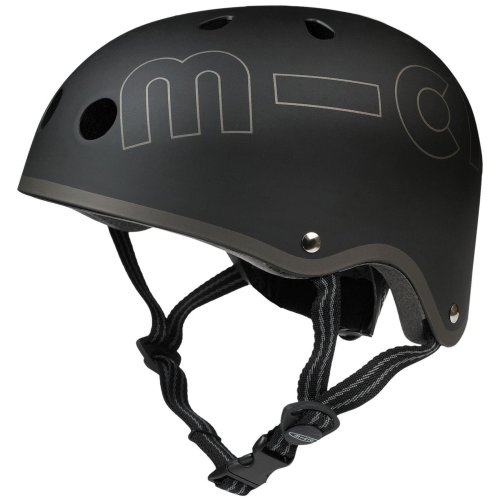 Micro Scooters Black Helmet - Medium