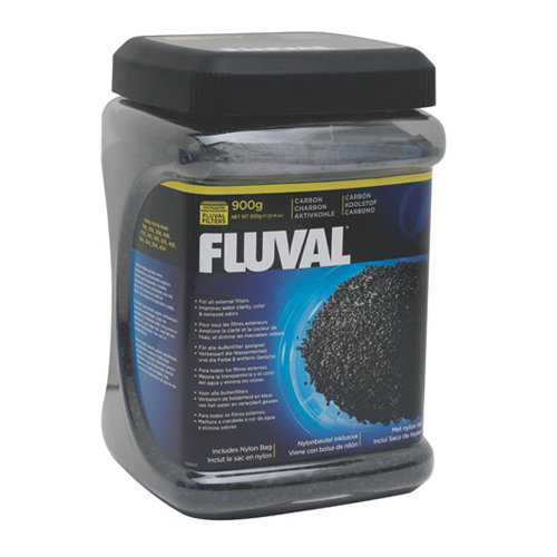 Fluval Activated Filter Carbon 900g