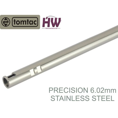 Airsoft Precision Inner Barrel 6.02 Stainless Steel Tight Bore 407Mm Tomtac 6.03