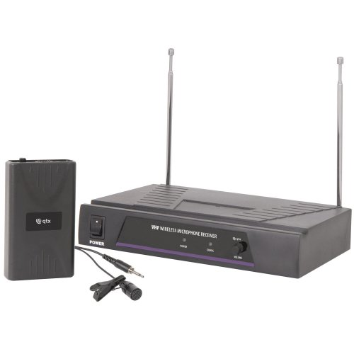 Lavalier Microphone VHF Wireless System