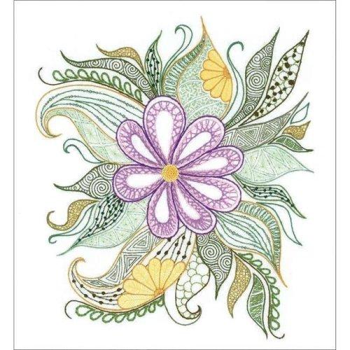 Magic Feather II Embroidery Kit
