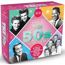 Stars Of The 50s: 60 Classic Fifties Hits [CD]