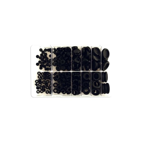 Grommets - Wiring & Blanking - Assorted - Box Qty 240