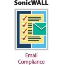 Sonicwall Email Compliance Subscription - 50 Users - 2yr