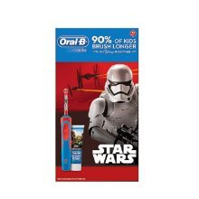 Oral-B Star Wars Power Brush Gift Set with Toothpaste