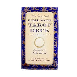 Arthur Edward Waite Rider Waite Tarot Cards