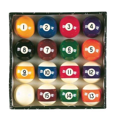 GLD Viper 53-0794 Billiard Master Pool Ball Set